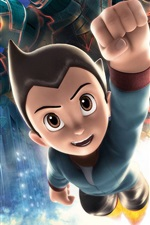 Preview iPhone wallpaper Astro Boy