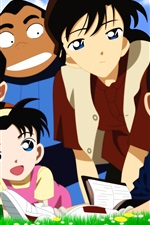 Preview iPhone wallpaper Detective Conan
