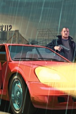 Preview iPhone wallpaper Grand Theft Auto IV