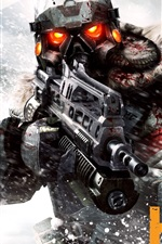 Preview iPhone wallpaper Killzone 3