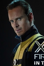Preview iPhone wallpaper Magneto in X-Men: First Class 2011