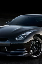 Nissan GT-R Spec V car