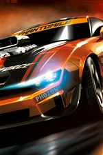 Preview iPhone wallpaper Ridge Racer 3D HD