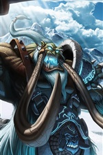 Preview iPhone wallpaper World of Warcraft