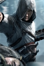 Preview iPhone wallpaper Assassin's Creed