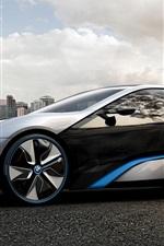 BMW i8 개념 2011