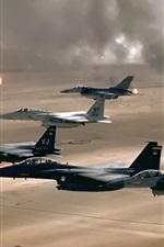 사막의 폭풍 작전의 전쟁