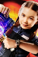 Preview iPhone wallpaper Rowan Blanchard in Spy Kids: All the Time in the World