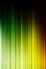 Preview iPhone wallpaper Vertical line colored stripes