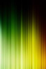 수직선 색의 줄무늬