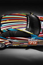 Preview iPhone wallpaper Colorful BMW motorsport