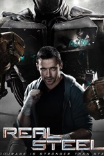 Hugh Jackman no Real Steel