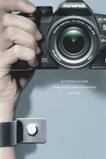 Câmeras digitais Olympus