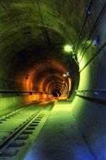 철도 터널