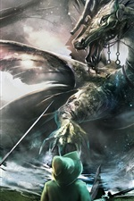 Preview iPhone wallpaper Trine 2 HD