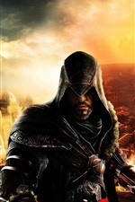 Preview iPhone wallpaper Action game Assassin's Creed: Revelations