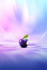 미리보기 iPhone 배경 화면 애플의 다채로운 무대
