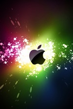 Preview iPhone wallpaper Apple vitality spark
