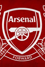 logotipo arsenal