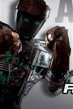 Vorschau des iPhone Hintergrundbilder Atom in Real Steel