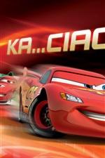 미리보기 iPhone 배경 화면 자동차는 빠른 속도로 운전