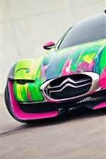 시트로엥 Survolt 컨셉 자동차