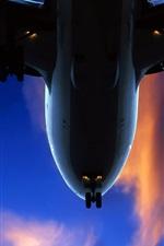 닫기 공기 항공기