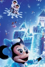 Natal de Disney Mickey Mouse