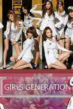 Preview iPhone wallpaper Girls Generation 43