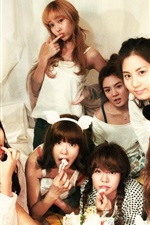 Preview iPhone wallpaper Girls Generation 46