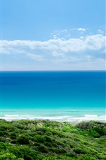 Preview iPhone wallpaper Holiday Beach
