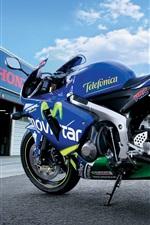 Preview iPhone wallpaper Honda CBR 600RR motorcycle
