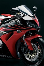 Preview iPhone wallpaper Honda sportbike motorcycles
