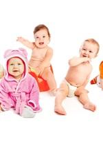 bebês adoráveis