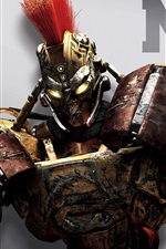 Preview iPhone wallpaper Midas in Real Steel