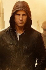 Preview iPhone wallpaper Mission: Impossible - Ghost Protocol