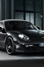 포르쉐 카이만 S 블랙 에디션 2011
