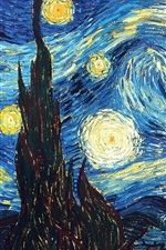 Vincent van Gogh: Starry Night