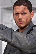 Wentworth Miller em Resident Evil: Afterlife