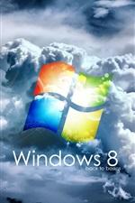 다시 기본에 Windows 8