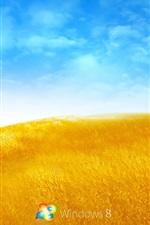 미리보기 iPhone 배경 화면 윈도우 8 아름다운 풍경