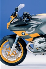 BMW R1100 motorcycle
