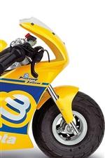 Aperçu iPhone fond d'écranBlata Minibike 2,5 moto