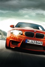 미리보기 iPhone 배경 화면 BMW 빨간색 멋지다
