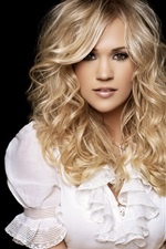 Preview iPhone wallpaper Carrie Underwood 02