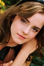 Preview iPhone wallpaper Emma Watson 07
