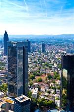 Vorschau des iPhone Hintergrundbilder Deutschland Frankfurt