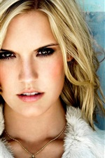 Preview iPhone wallpaper Maggie Grace 02