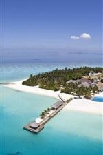 Maldivas Seychelles Ilha