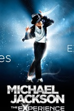 Preview iPhone wallpaper Michael Jackson legend of music